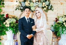Riqqah & Muhammad T Wedding Session by martialova photoworks
