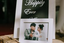 Tiffany & Erick Wedding Day by Ferula Picture