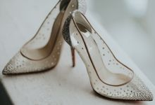 The Wedding of  Anto & Nita by Memoira Studio