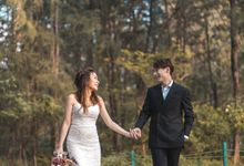 Pre Wedding Photography (Zoie & Gerald) by TLGraphy