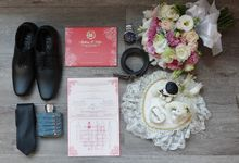Anthony & Widya Wedding Day by Dfleur Photography