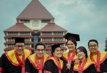 Graduation Universitas Indonesia by AHR Studio