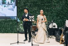 Intercontinental Wedding Fair by Hanny N Co Orchestra