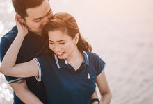 Couple Session of Chris & Steph by Memoira Studio