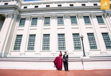 James & Sheila Prenup at National Museum and Manila Yacht Club by Honeycomb PhotoCinema