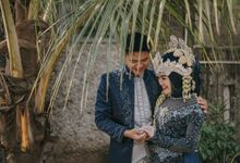 The Wedding of Agus & Lina by Rains Project