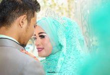 Anjar & Khoiril akad dan resepsi by RumahKita Productions