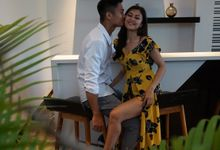 Pre-Wedding Photos by Renaissance Bali Uluwatu Resort & Spa