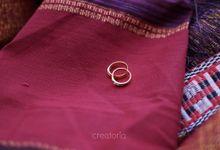 Wedding Day of Martha - Anton by Creatoria Film