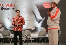 Wedding Expo Harris Bundaran Satelit by Aldo Adela MC & Magician