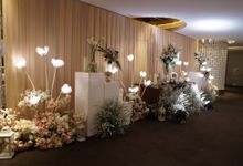 Thamrin Nine - The Wedding of Tommy & Astidira by ASA organizer