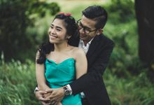 Prewedding of Irwin & Septin by Vivre Pictures