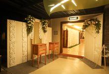 Wedding Fuby & Fahmi by Garis Decoration