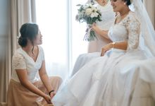 Jimmy & Nova Bali Wedding by Lentera Wedding