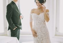 Indoor Prewedding Session for Marshell and Christin by Elina Wang Bridal