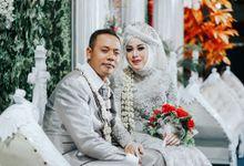 Mila & Candra Wedding Session by martialova photoworks