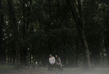 Couple Session (Studio & Destination) of Jonathan & Irene by slowhand studios