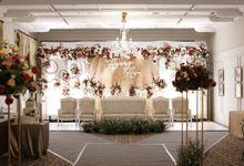 Agung & Ayu Wedding at Hermitage Hotel by Fiori.Co