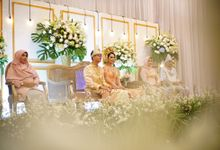 Afnie & Irman Wedding by Kalea Decoration