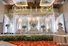 Double Tree 2018 02 11 by White Pearl Decoration