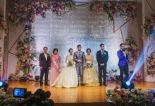 Wedding of WITO & VERA by Aldo Adela MC & Magician
