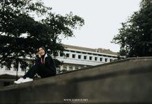 Prewedding Bandung Shella & Lutfi by alienco photography