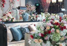 Swissôtel Jakarta PIK Avenue Restaurant 2021.06.12 by White Pearl Decoration