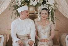 Wedding of Widya & Dimmo by Minity Catering
