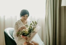 The Wedding of Clint & Cerrisa by Memoira Studio