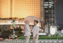 The Wedding - Roni & Ella by Vaxlera