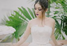 Wedding Gown by Elina Wang Bridal