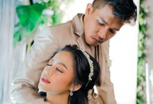 The Wedding Story of Haby & Leviana by AD Studios