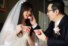 Discovery Hotel - Kisinger & Vina - Meeting the Bride Parents by Impressions Wedding Organizer