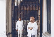PREWEDDING OF SALSA AND RECKY by Ozul Photography