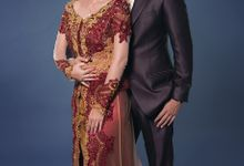 Andrew Andika And Tengku Dewi Putri by Robin Alfian Photography