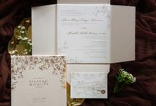 Gilang & Michelle by Vinas Invitation