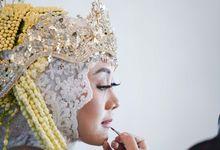 Wedding Dila Gangsar by UK International Jakarta