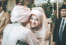Akad Nikah Ayya & Irwin at Grand Mahakam by GoFotoVideo
