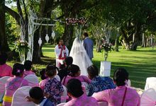 Wedding Blessing by Sector Restaurant | Lounge and Event House