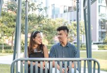 Pre Wedding Photography (Anna and Jarren) by TLGraphy