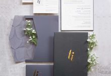 Tresya & Ivan by Vinas Invitation