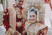 Dyah & Azhari by Simple Wedding Organizer