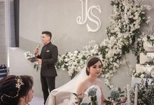 Wedding Simulation at Java Paragon by Aldo Adela MC & Magician