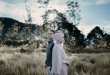Prewedding Gold Vira & Dendy by airwantyanto project