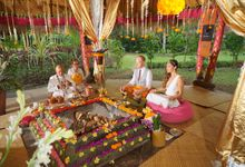 Renewal Vow Matt & Keri by Fivelements Bali Retreat