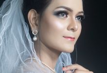 Bride by SHABEASY MUA & WO