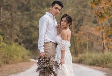 Pre Wedding Styled Shoot (Nicole & Kenneth) by TLGraphy
