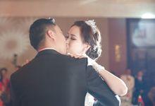 The Wedding Reception of Hendri & Nana & Sun City by GoFotoVideo