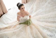WEDDING GOWN by Leneva Bridal
