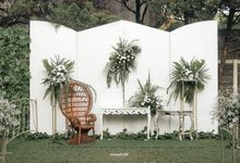 The Wedding Of Sari & Helmi by Nomad.std